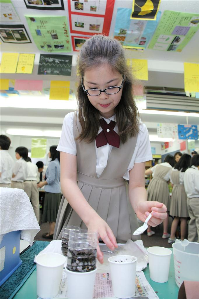 Science Fair Demonstration
